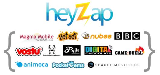 Heyzap-partners